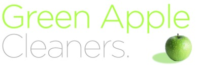Green Apple Cleaners - Logo