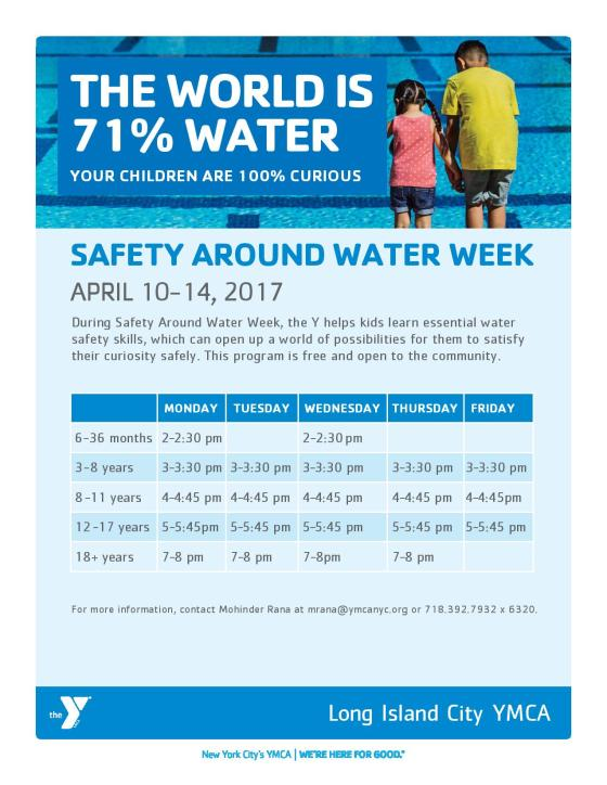 LIC safety around water week schedule-page-001