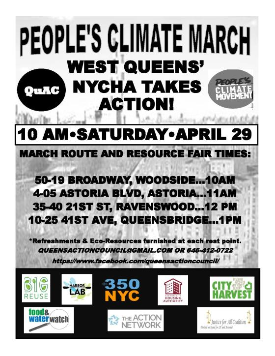 People s Climate Movement March on Queens-page-001